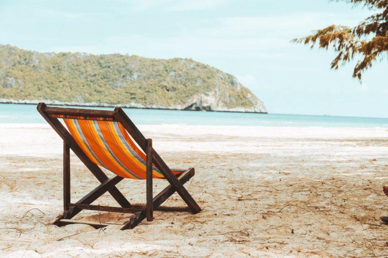 海がもっと快適に!おすすめのビーチチェア10選をご紹介!